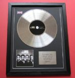 JLS - JLS CD / PLATINUM PRESENTATION DISC